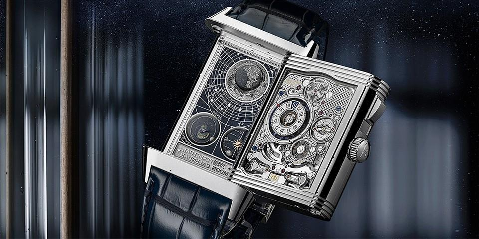 Jaeger-LeCoultre Unveils World's First Watch With Four Faces