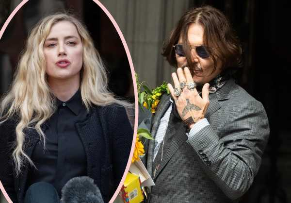 Johnny Depp Claims Police Bodycam Footage Proves Amber Heard Lied About Abuse