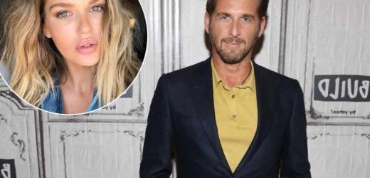 Josh Lucas is dating model Rachel Mortenson