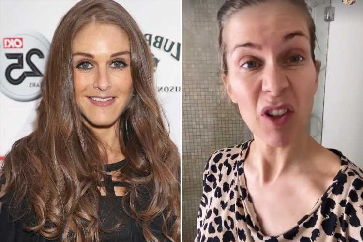 Kate Lawler slams troll who called her 'too skinny' and says it's 'dangerous and unkind' after Nikki Grahame's death