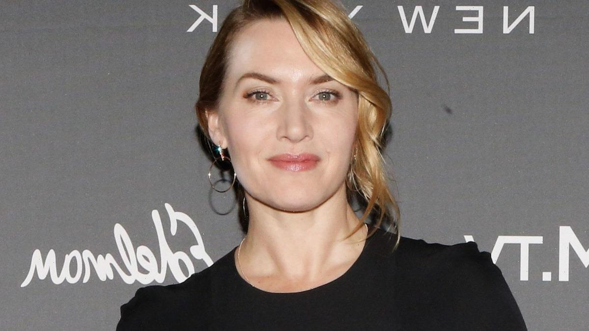 """Kate Winslet Says Actress Daughter Mia Slips """"Under The Radar"""" Using a Different Last Name"""