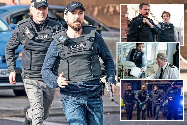 Line Of Duty's Martin Compston on why this year's show may be the last