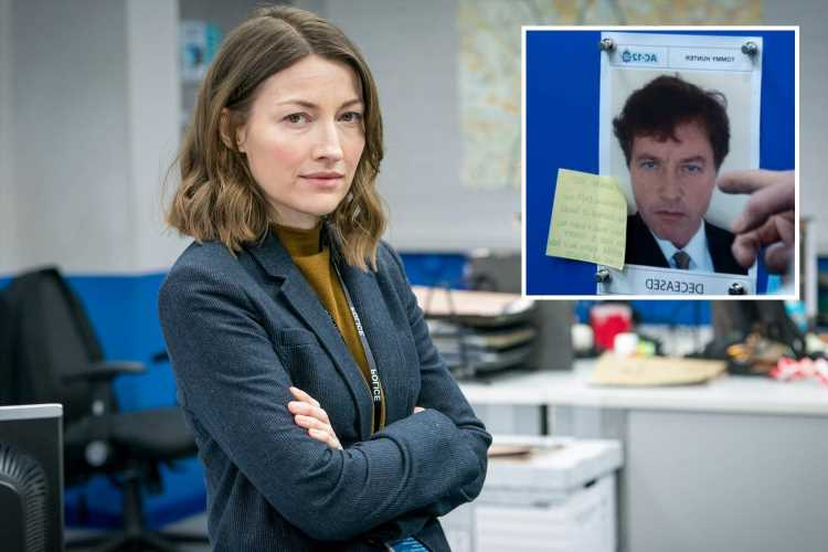 Line of Duty Tommy Hunter and Jo Davidson's real relationship exposed in easy-to-miss post-it clue