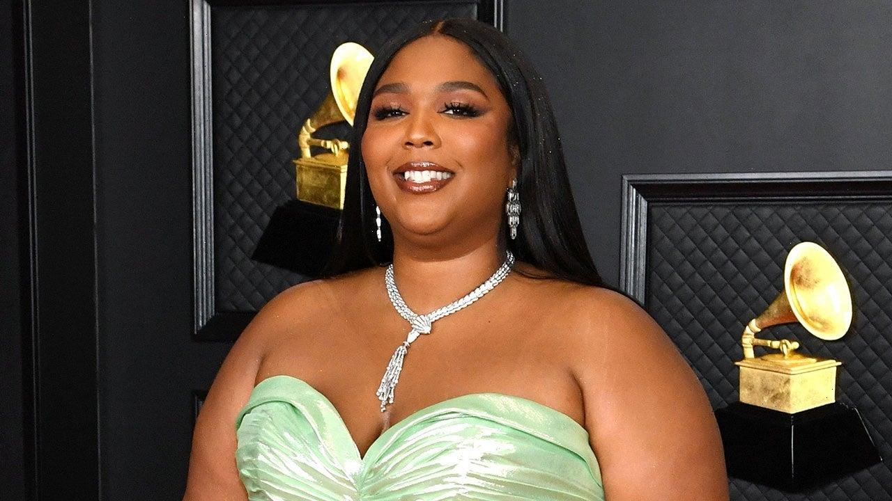 Lizzo Bares All in Unedited Photo for 'Selfie Talk' Campaign