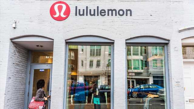 Lululemon launching resale program taking back 'like new' clothing