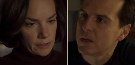 Luther's Ruth Wilson and Fleabag's Andrew Scott front first trailer for Oslo – based on mind-blowing true story