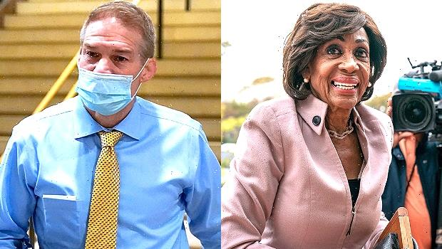 Maxine Waters Tells Rep Jim Jordan To 'Shut Your Mouth' After He Yells At Dr. Fauci Over COVID Rules