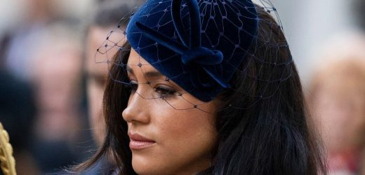 Meghan Markle watches Philip's funeral via live stream as she sends special wreath in touching tribute