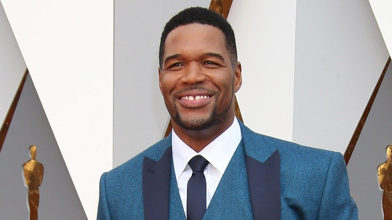 Michael Strahan Assures Fans That His Signature Smile Is Here to Stay