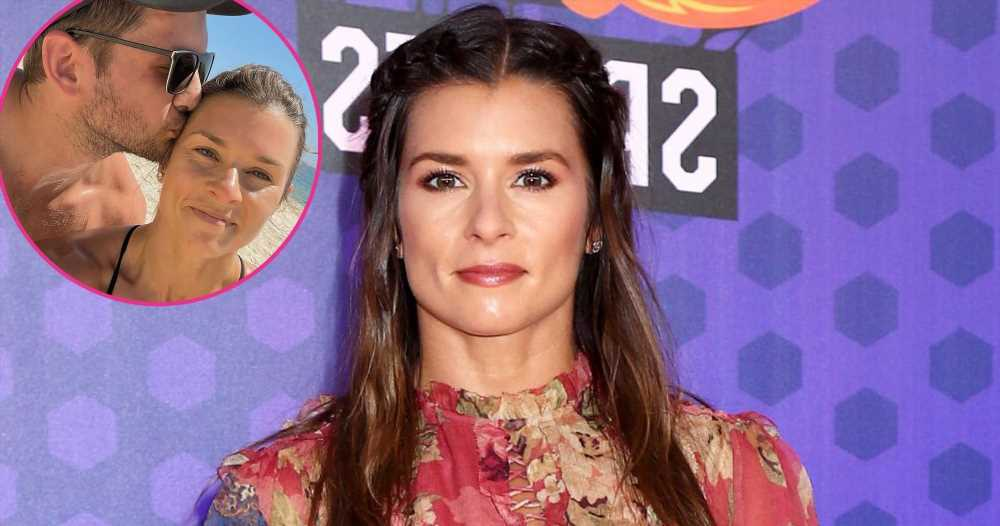 Moving On! Danica Patrick Introduces New Boyfriend Carter Comstock
