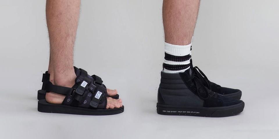 NEIGHBORHOOD Teases Vans, Suicoke Footwear Collaborations