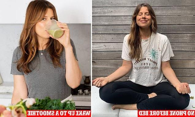 Natural beauty expert reveals how to use SLEEP to get glowing skin