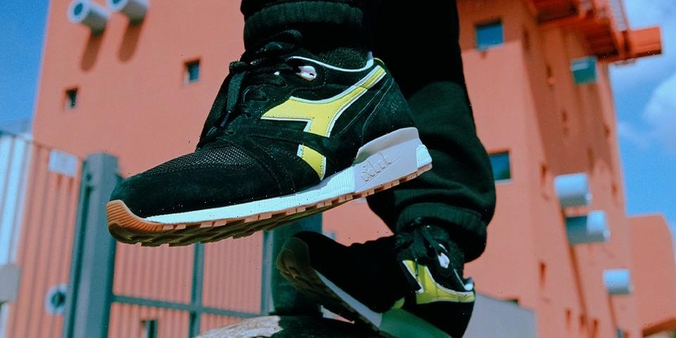 Patta and Diadora's N9000 Pays Homage to One of European Football's Greats