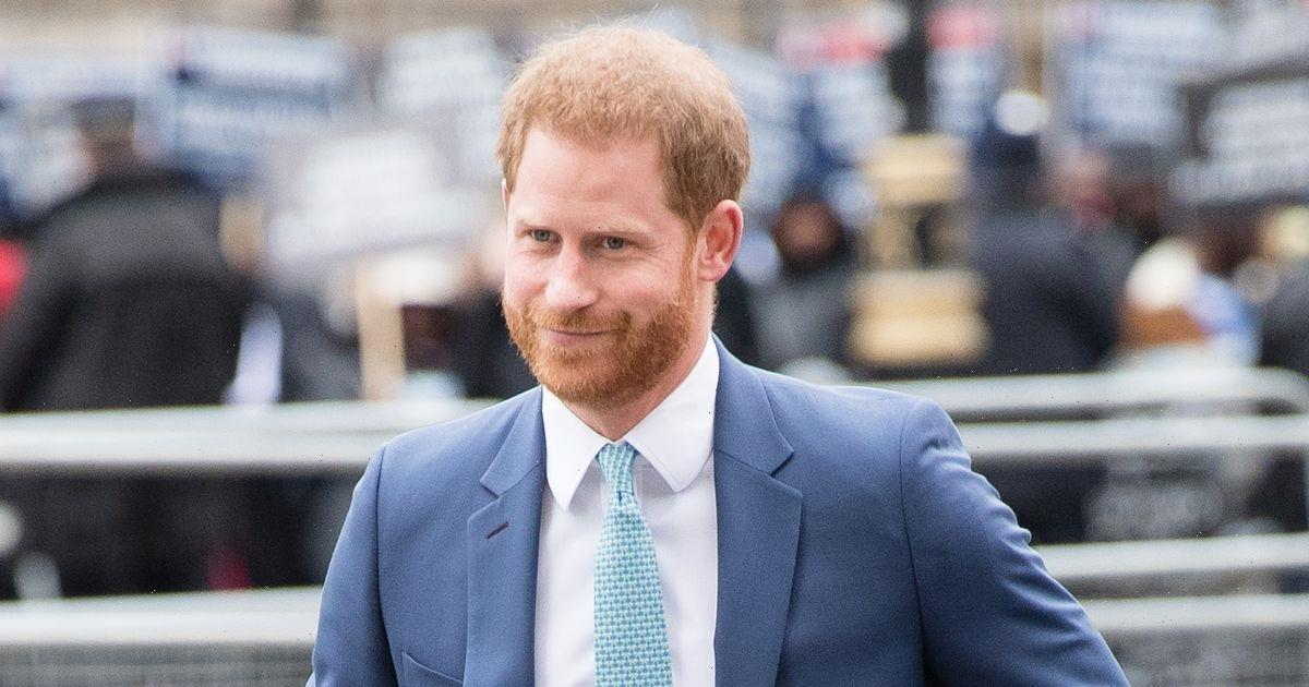 Prince Harry 'spent the Queen's birthday having lunch with philanthropist Wallis Annenberg in Hollywood'