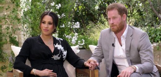 Prince Harry and Meghan Markle's Oprah interview hit by new Ofcom complaints