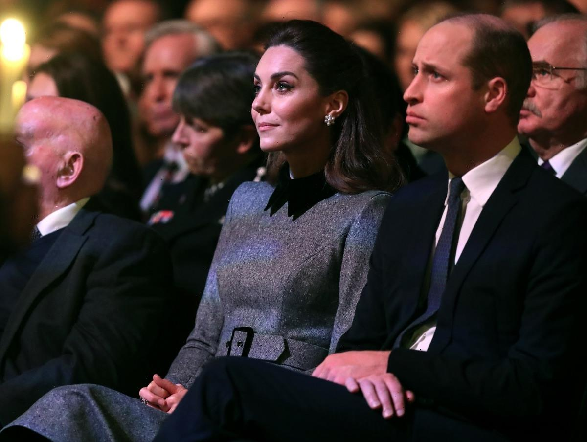 Prince William & Kate have had 'ups & downs' but they got through it without a 'moan'