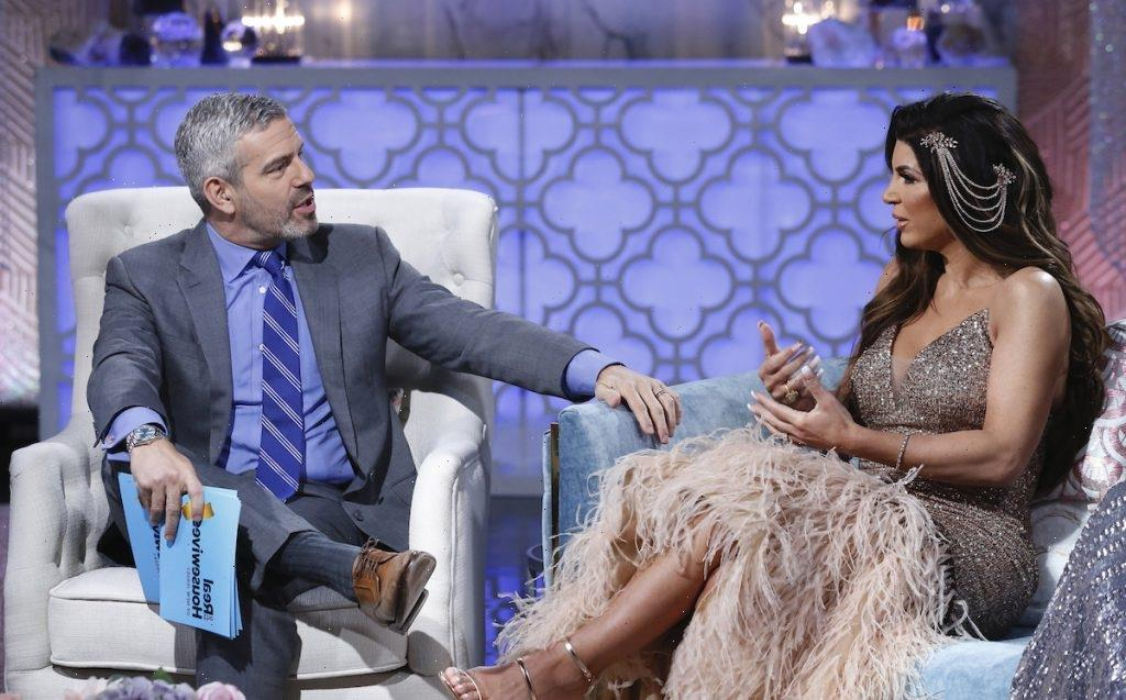 'RHONJ': Andy Cohen Was Pressured to Fire Teresa Giudice Amid Her Legal Issues