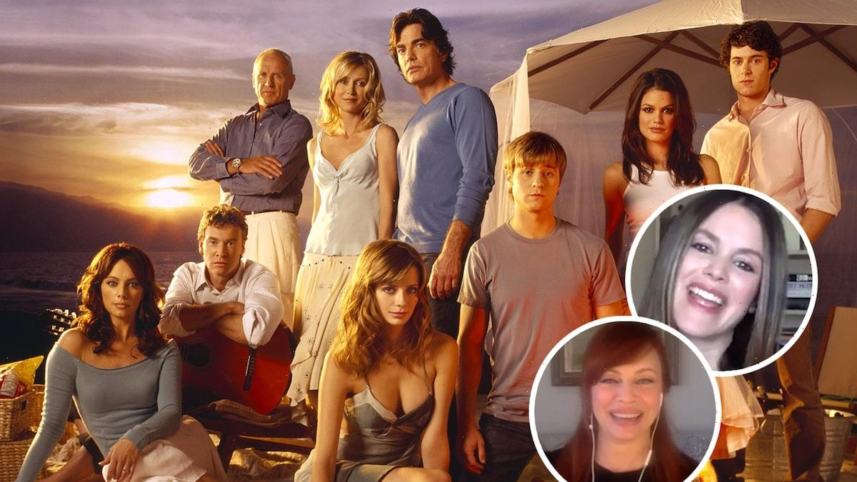 Rachel Bilson and Melinda Clarke Return to The O.C., Bitch, and Have Plenty to Say (Exclusive)