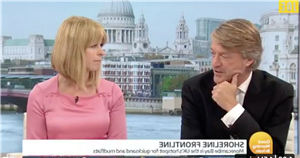 Richard Madeley tipped to replace Piers Morgan on Good Morning Britain