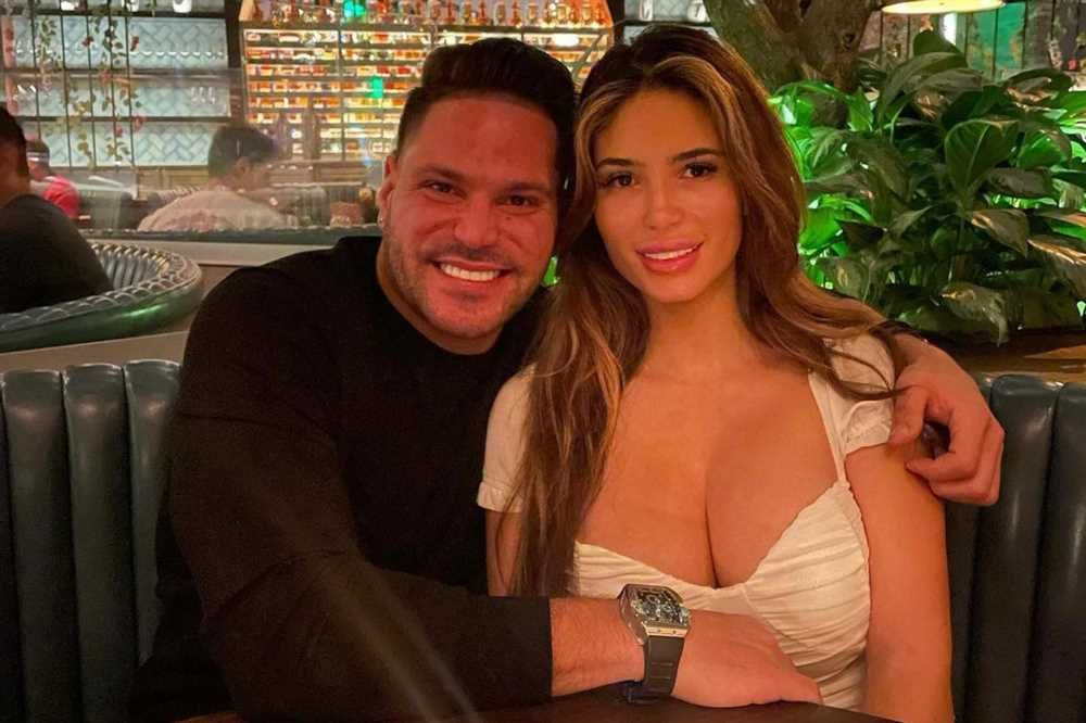 Ronnie Ortiz-Magro's girlfriend slams 'misleading' info about his arrest