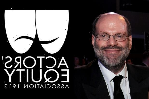 Scott Rudin Should Release Staff From Nondisclosure Agreements, Actors' Equity Says