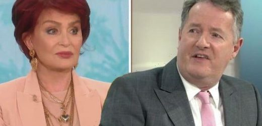 'Shameless fraud' Piers Morgan weighs in as The Talk continues without Sharon Osbourne