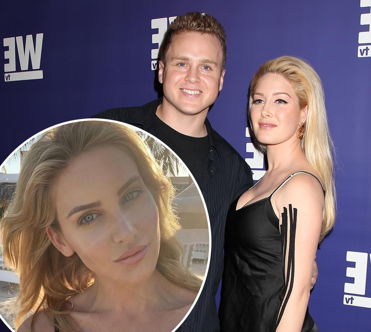 Spencer Pratt Fires Back At Sister Stephanie For Body Shaming Heidi Montag With FAKE Pregnancy Post