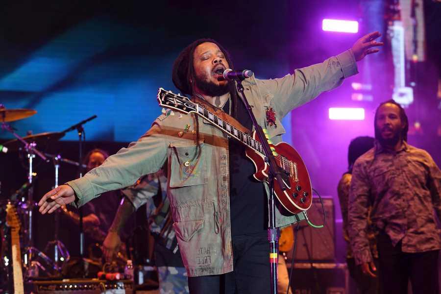 Stephen Marley Celebrates Birthday, 4/20 With Livestream Concert