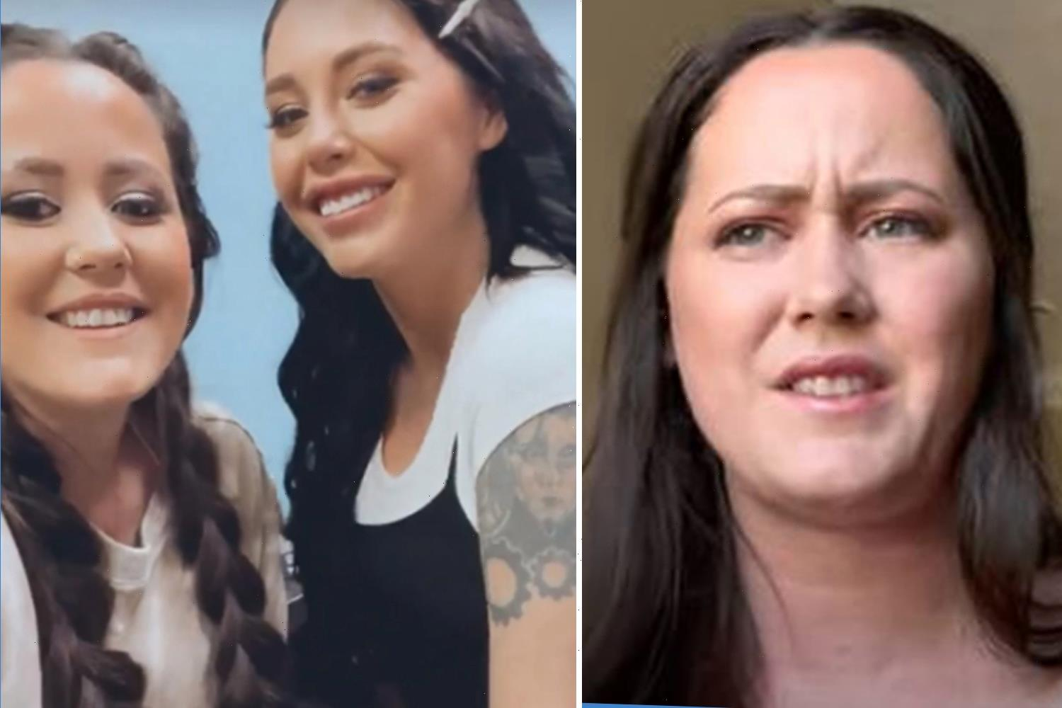 Teen Mom Jenelle Evans SLAMS 90 Day Fiance's Deavan Clegg for 'going behind her back' & 'getting her fired from podcast'