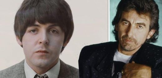 The Beatles: George Harrison was not happy with a Paul McCartney track