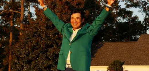 The Masters Leads CBS to Sunday Victory in Viewers