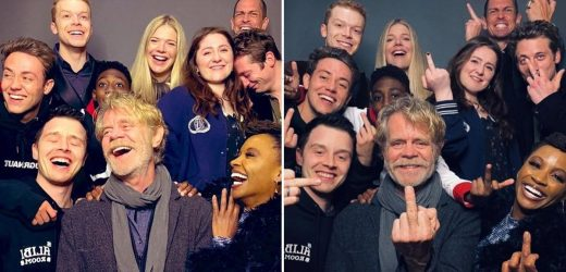 The Shameless Cast Says Goodbye to the Gallaghers After 10 Years in Sweet Tribute Posts