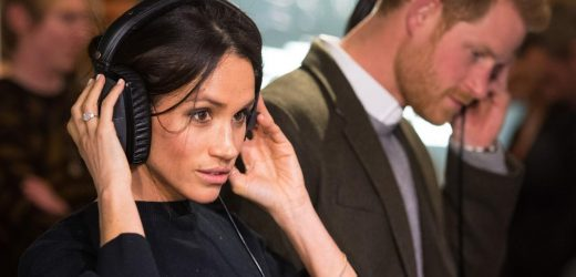 The Sussexes' Spotify deal is being 'criticized' by British artists for… reasons