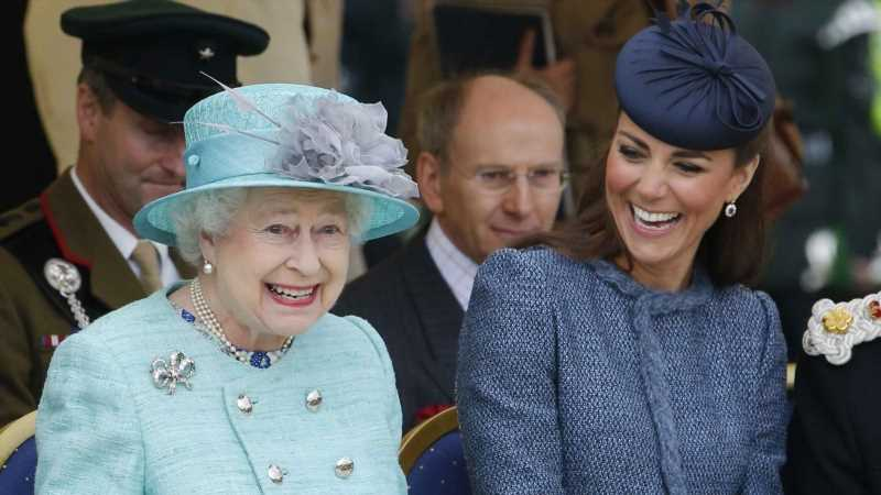 The Truth About Queen Elizabeth's Relationship With Kate Middleton