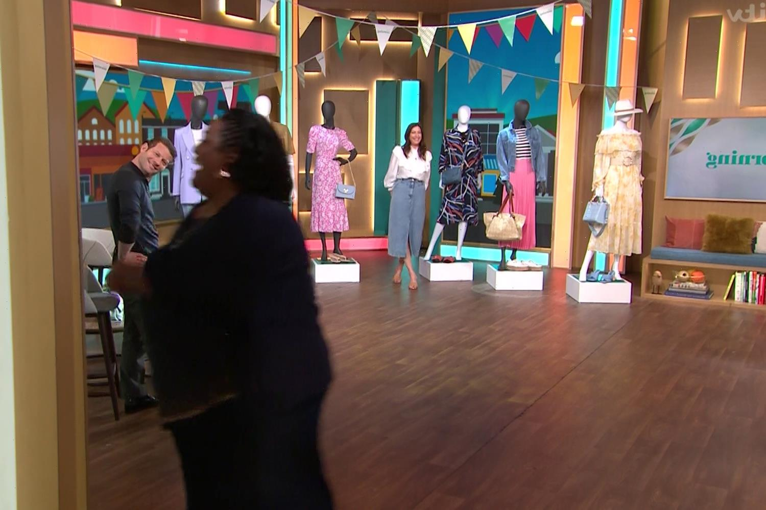 This Morning fans stunned as Alison Hammond walks off the show saying 'see ya' in Piers Morgan style exit