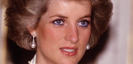 What Happened To The Flowers Left For Princess Diana After She Died?