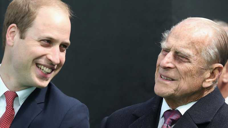 What Really Makes Prince William's Statement About Prince Philip So Unique, According To A Royal Expert