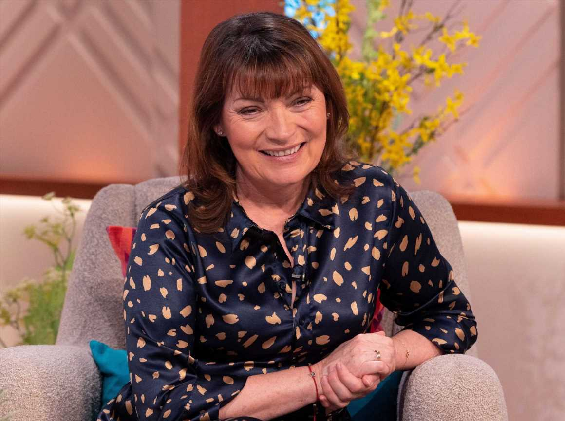 Why is Lorraine not on TV today? – The Sun