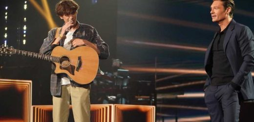 Wyatt Pike quits 'American Idol' in shocking exit after making top 12