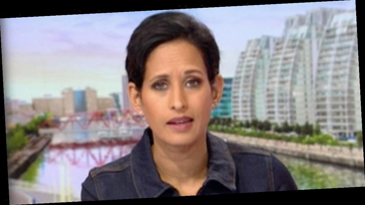 BBC viewers 'switch off' after Naga Munchetty keeps interrupting guest