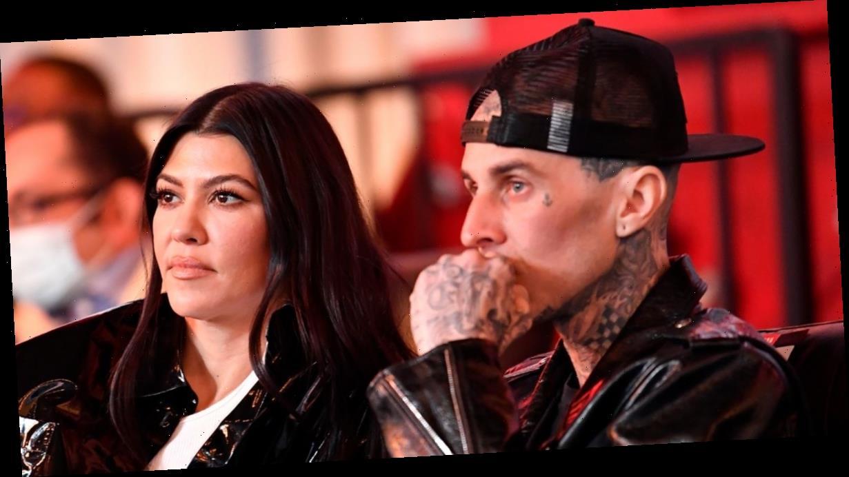 Kourtney Kardashian's boyfriend gets her name tattooed after 2 months of dating