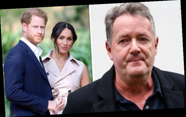 Piers Morgan brands Prince Harry a 'whiny brat' in rant: 'Crying his dad won't fund him!'