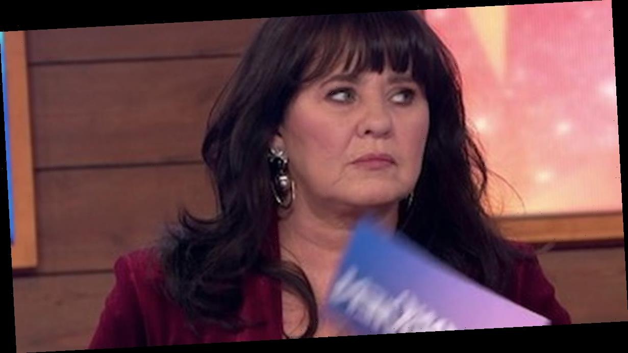 Coleen Nolan swears 'diva' isn't Loose Woman after fans 'work out' identity