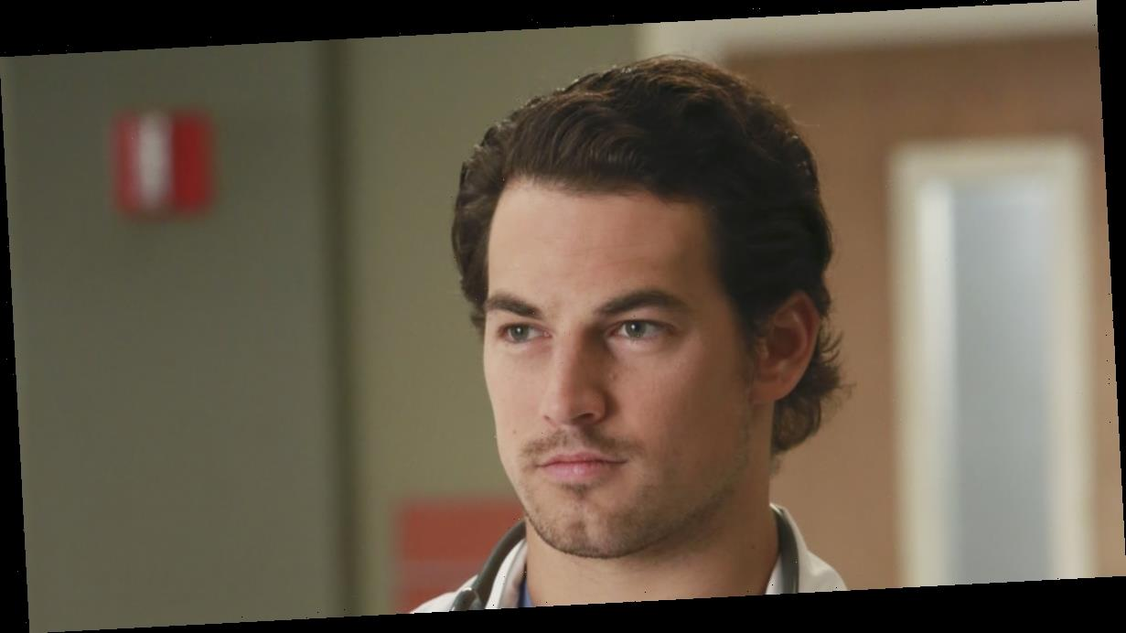 Let's Revisit the 12 Best Andrew DeLuca Moments on Grey's Anatomy