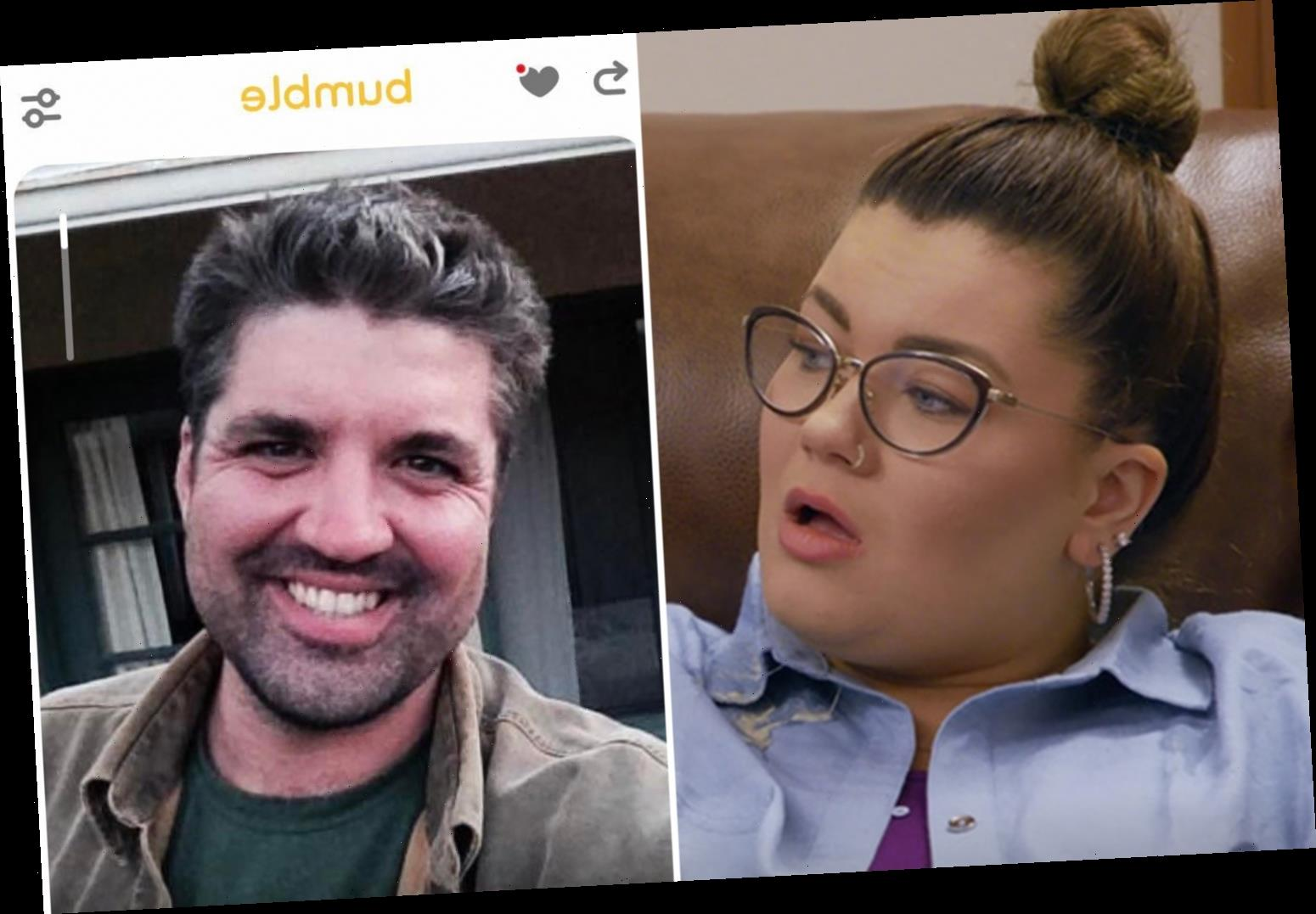 Teen Mom Amber Portwood's baby daddy Andrew Glennon 'seen on dating app Bumble' as nasty custody battle rages on