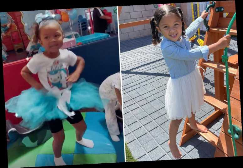 Inside Teen Mom Cheyenne Floyd's big bash for daughter Ryder's 4th birthday featuring the Octonauts and a giant cake