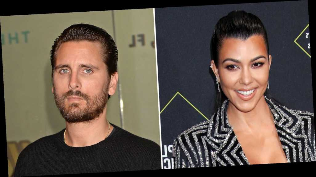 Movie Night! Kourtney Has Alone Time With Scott for First Time in 'Years'