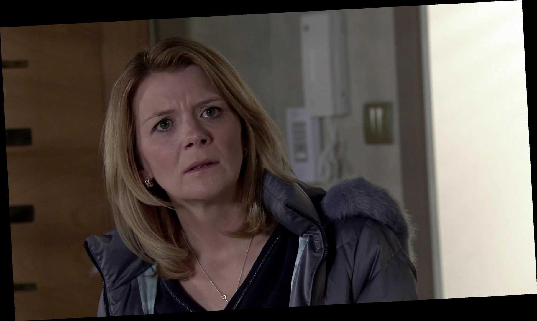 Seven Coronation Street spoilers for next week including Leanne Battersby fleeing Weatherfield's drugs gang