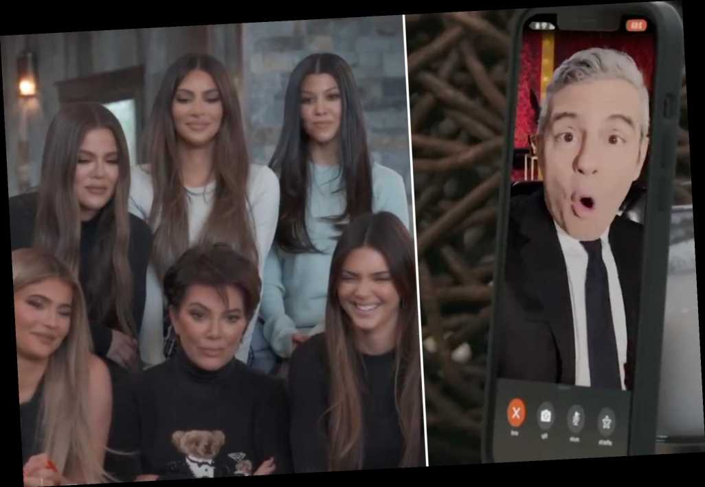 Andy Cohen set to host 'Keeping Up With the Kardashians' reunion on E!