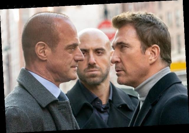 Law & Order: OC's Dylan McDermott Teases Richard's First Stabler Run-In: Elliot's Hostility 'Turns Him On'